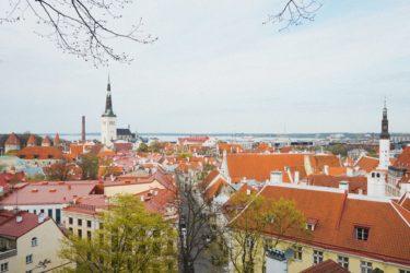 おとぎの街エストニア・タリンを駆け抜けるランニングコース【1周5km】