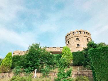 松山を一望!フライブルク城ランニングコース【1周4km】