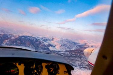 自然を満喫!冬のアラスカ・フェアバンクスのおすすめアクティビティ