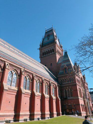 ボストン・ハーバード大学ランニングコース!見所は網羅!観光におすすめ!