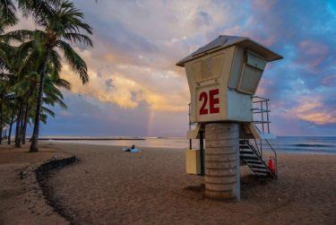 ハワイ・ワイキキビーチのおすすめランニングコース【片道4km】