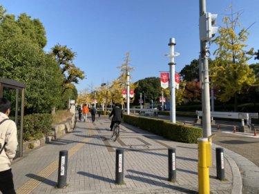 大阪城公園から長居公園!関西・大阪定番ランニングコースをはしご【片道15km】