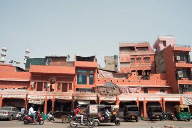 インド女子ひとり旅【Day4】アグラからジャイプールへ