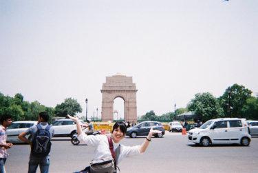 インド女子ひとり旅【Day1】デリー到着早々で挫折寸前