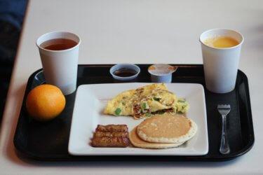 朝や運動しない日のプロテインの摂取について。休息日・朝食も超大事
