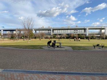 神戸・三宮ランニング!みなとのもり公園→兵庫県立美術館(HAT神戸)【片道2.5km】