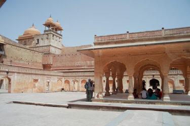 インド女子ひとり旅【Day5】ジャイプール観光
