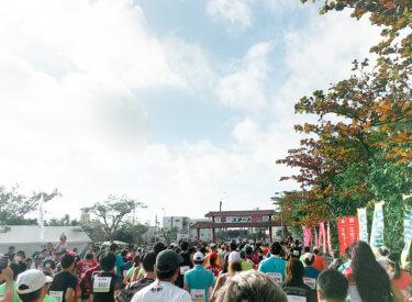 過酷なコースも声援が嬉しい!おきなわマラソン2020