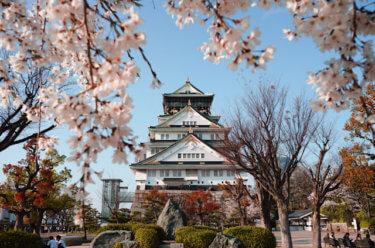 大阪城から淀川へ!お花見しながら走るランニングコース【片道6km】