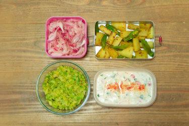 【レシピ】スパイスカレーに合う!野菜の作り置きおかずまとめ