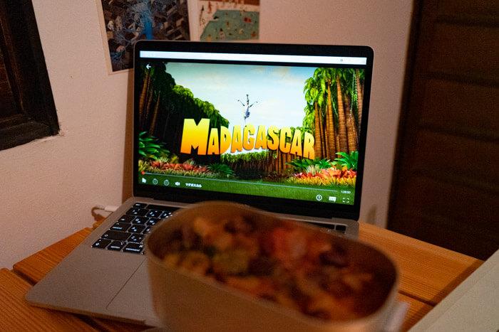ネットフリックスで観るマダガスカル