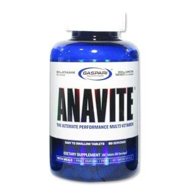 アナバイト!最強マルチビタミン。おすすめプロテイン3
