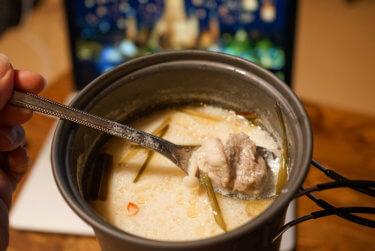 キャンプ飯ワールドツアー!タイのココナッツミルクスープ「トムカーガイ」