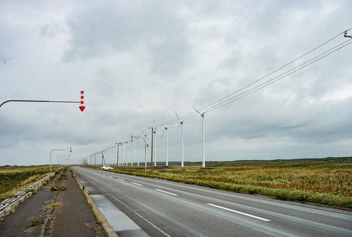 オトン類風力発電所