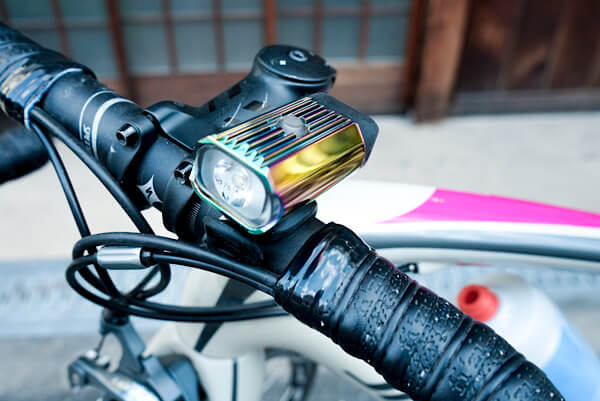 LEDライト500lumens /LEZYNE