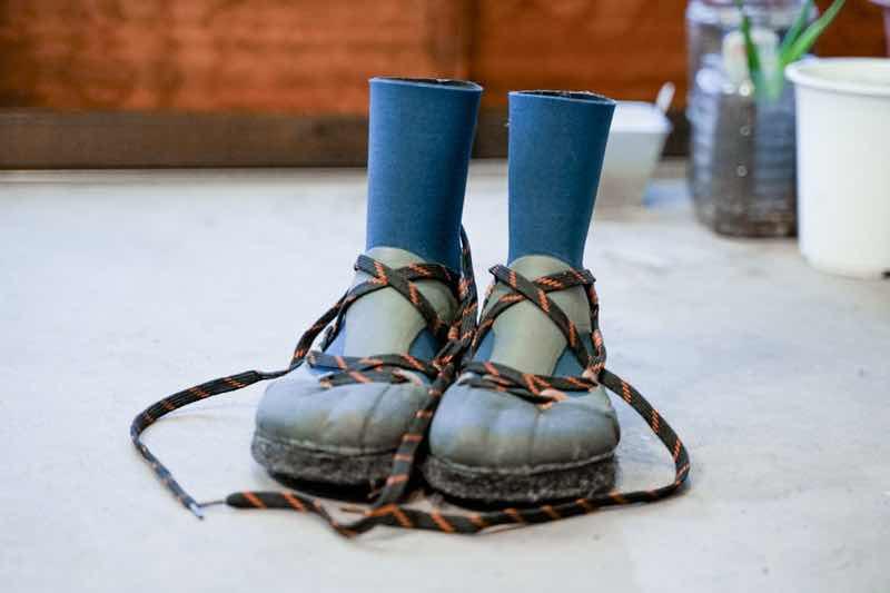 mont-bellの沢靴