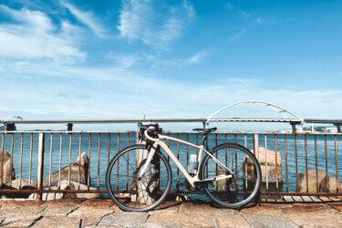 毛馬閘門〜北港まで。神崎川と淀川沿いを走るサイクリングコース